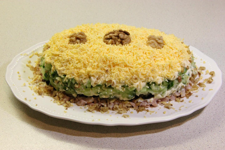 Салат Дамский каприз — 5 самых лучших рецептов