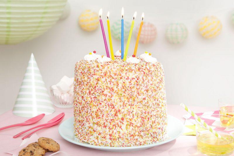 как красиво украсить торт посыпками фото зависимости