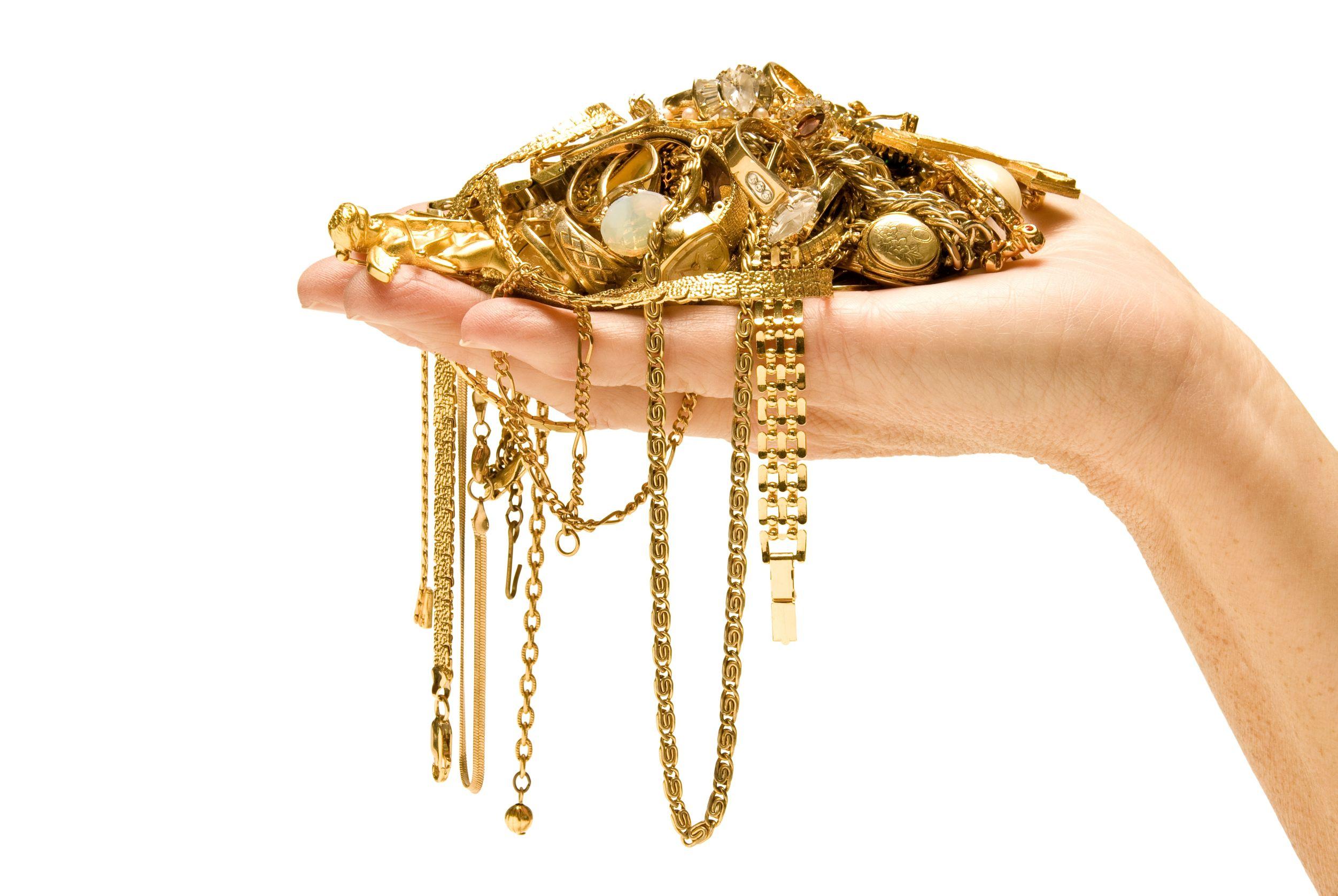 К чему снятся золотые украшения? Сонник: золото и золотые украшения