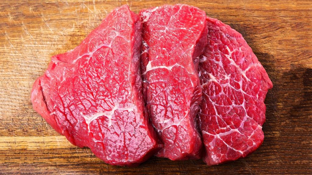 Сонник есть сырое мясо без крови