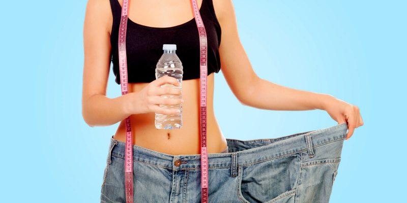 Как и какую нужно пить воду для похудения