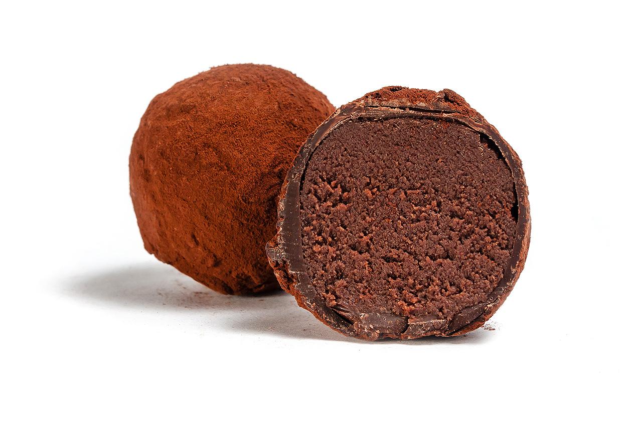 food_14 Шоколадные трюфели - пять пошаговых рецептов