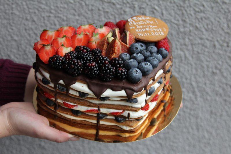 img_4515-800x534 Украшение торта своими руками в домашних условиях
