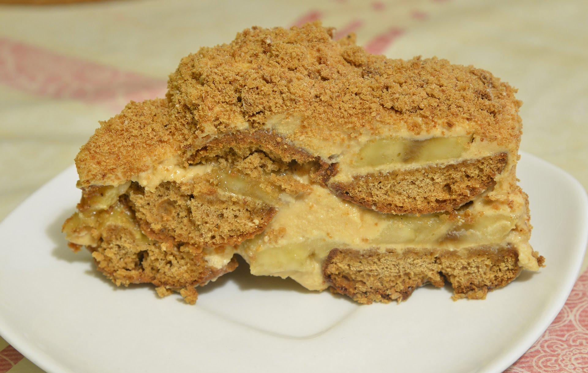 теней торт из пряников рецепт с фото нежное, легкое, женственное