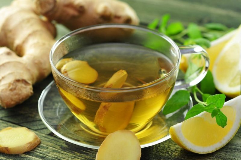 Как заварить чай с имбирем – 8 правильных рецептов полезного напитка