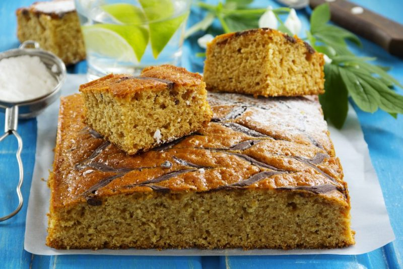 Постные пирожные рецепты с фото в домашних