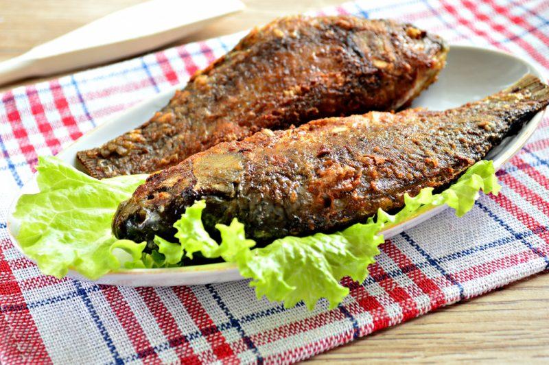 сонник миллера жареная рыба
