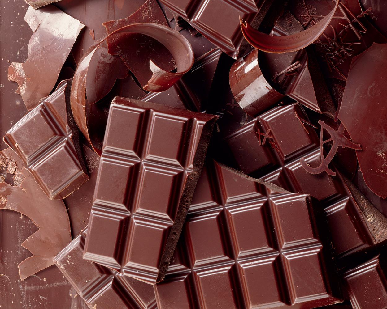 Шоколад в картинках и фото