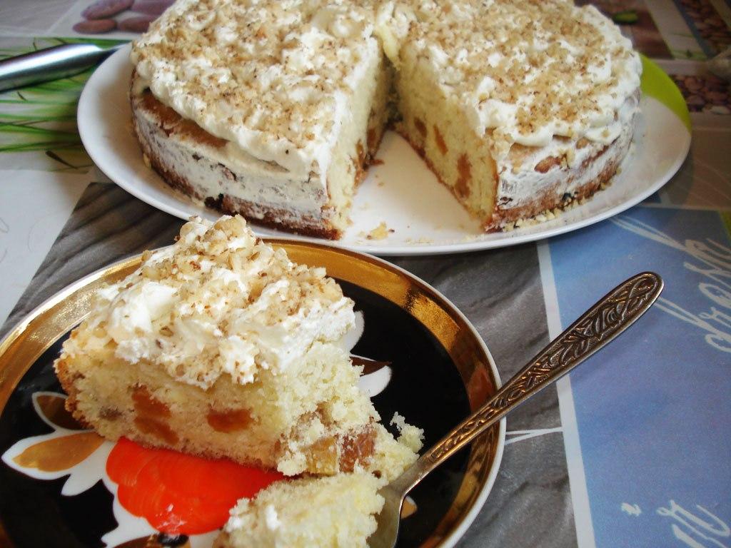 это торт из творога простой рецепт с фото видит своей