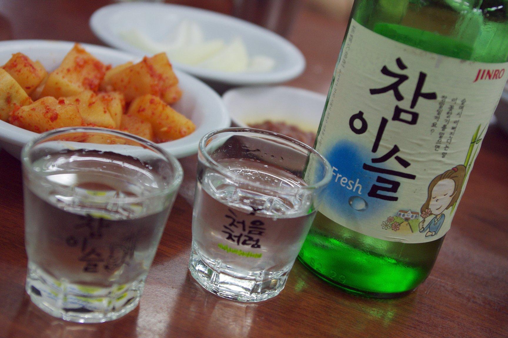 Страшное зло - беспохмельный алкоголь из Кореи
