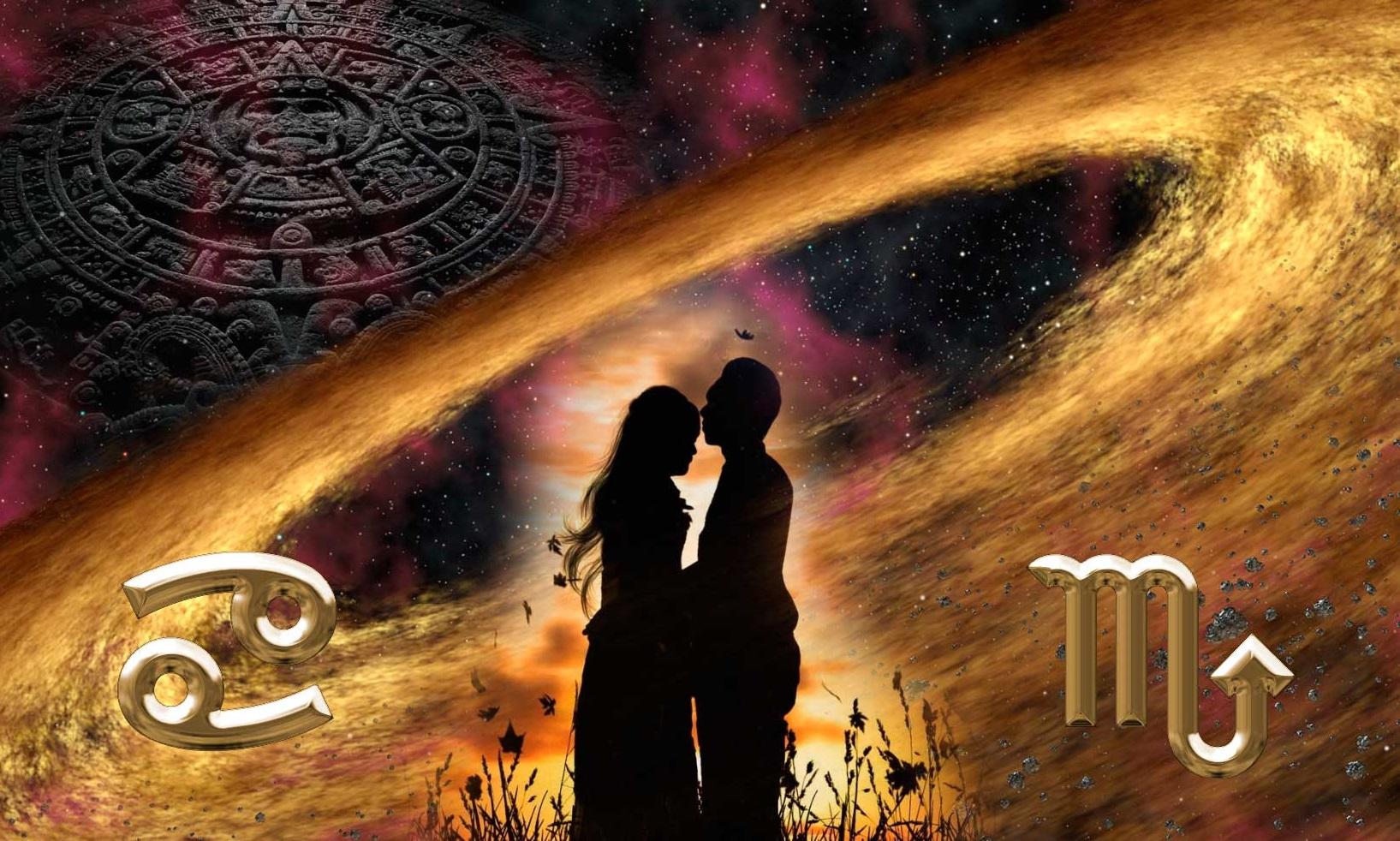 Рак и Скорпион совместимость в любовных отношениях в сексе и в браке