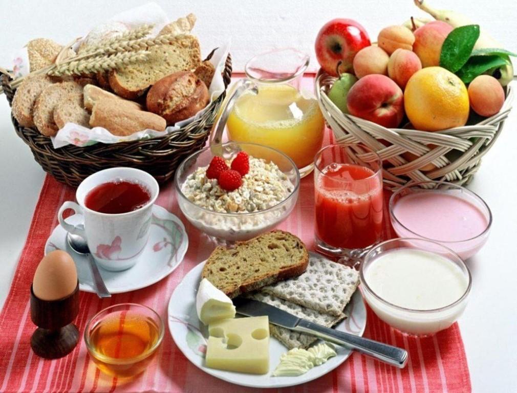 Диетический завтрак для похудения рецепты на скорую руку
