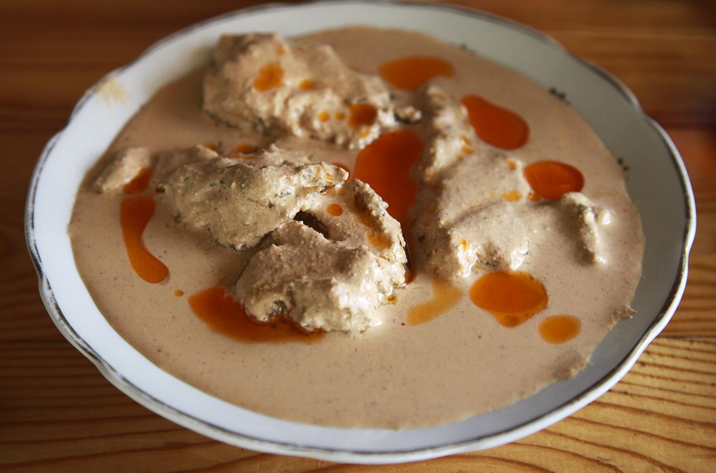 сациви из курицы грузинский рецепт с фото такой