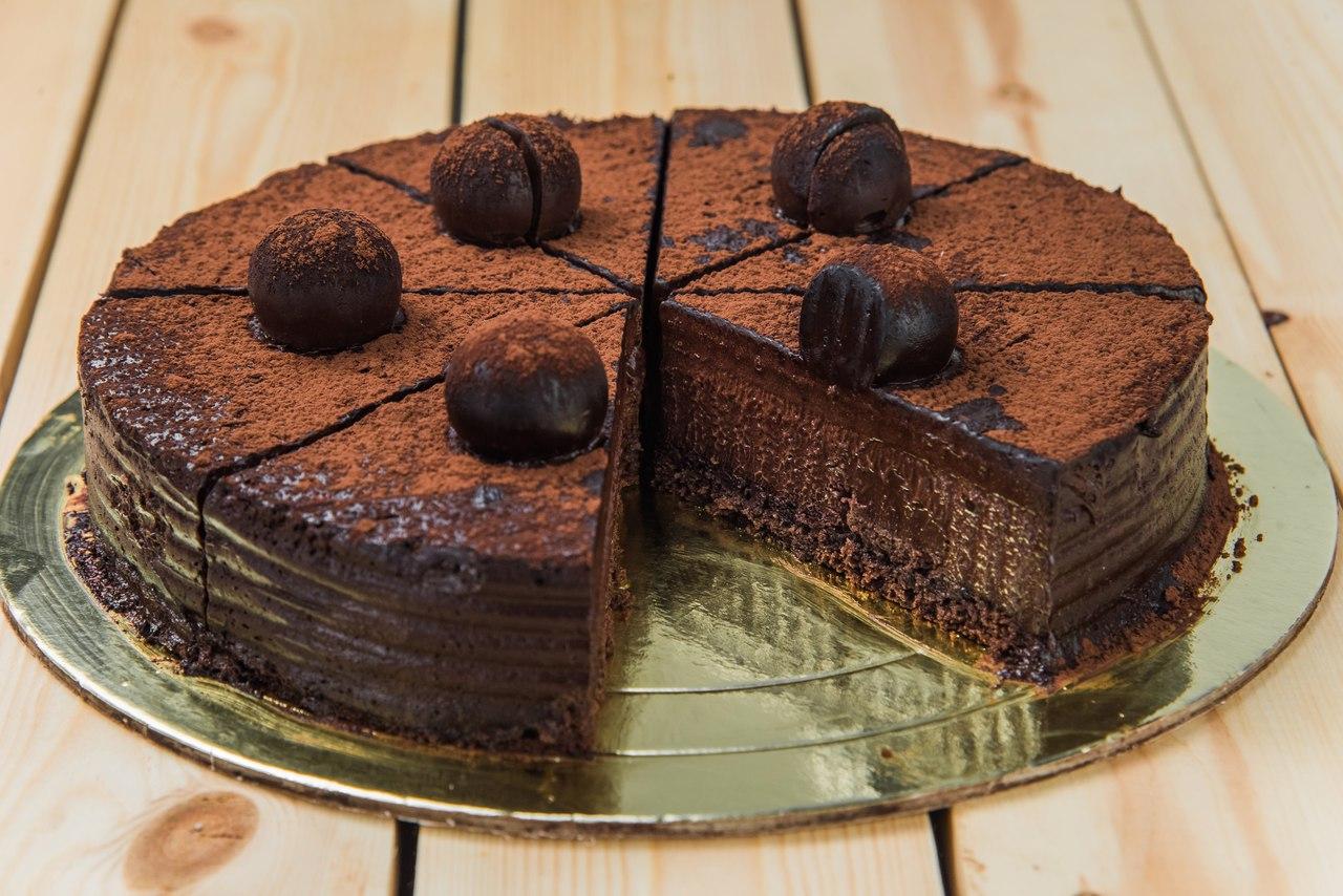 выбрал торт трюфельный рецепт с картинками такую шапку