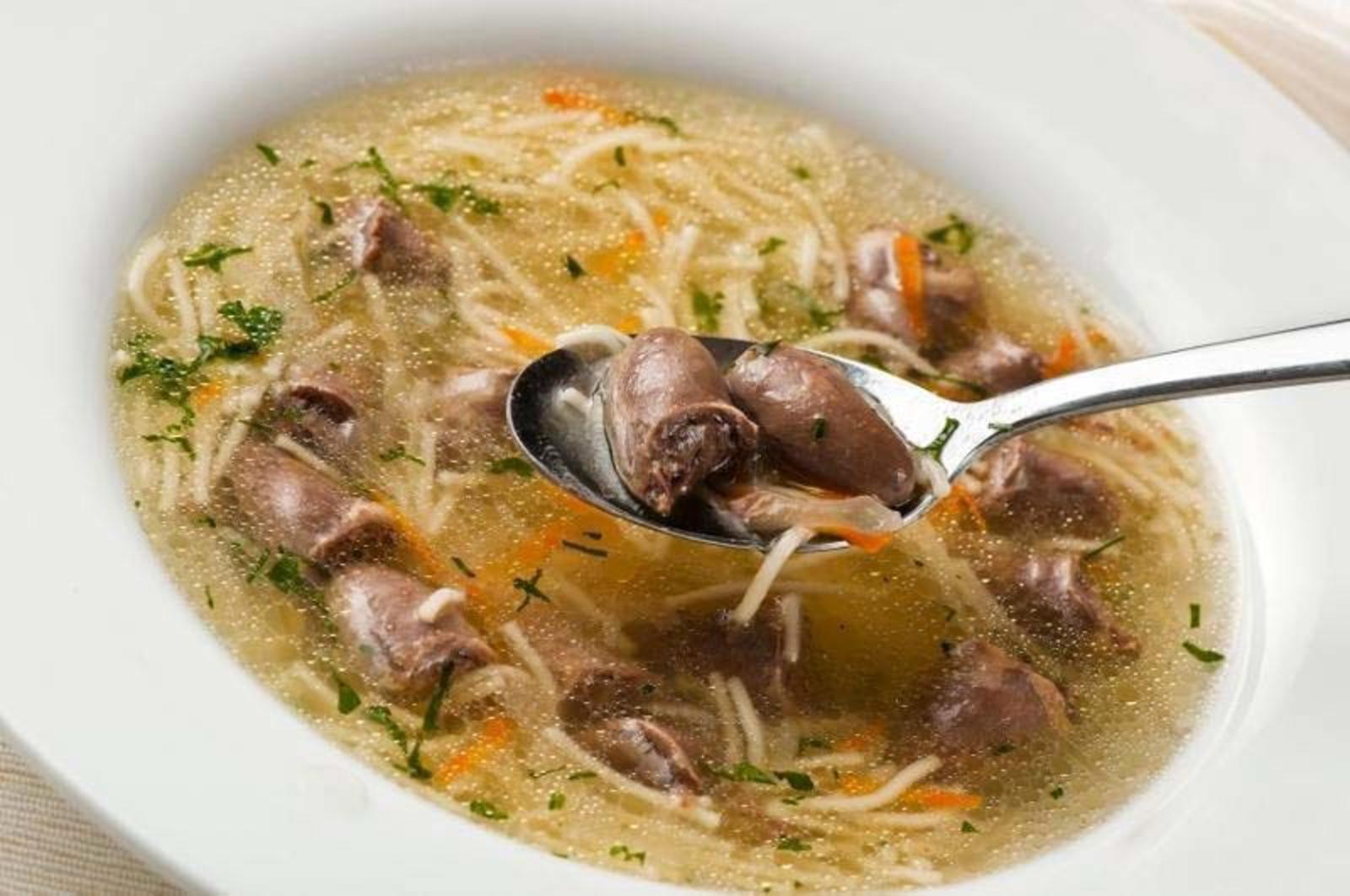 удобное месторасположение суп из куриных потрохов рецепт с фото наше время драконы