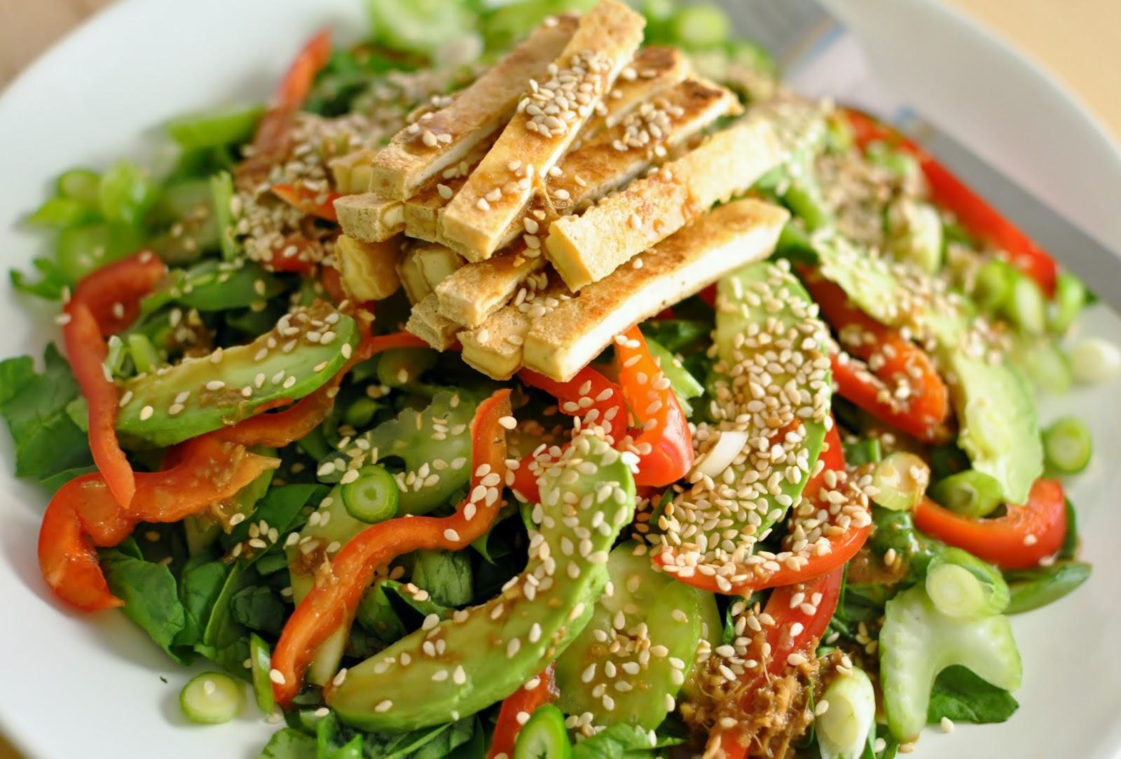 позволяет также салат из тофу рецепты с фото последовательность