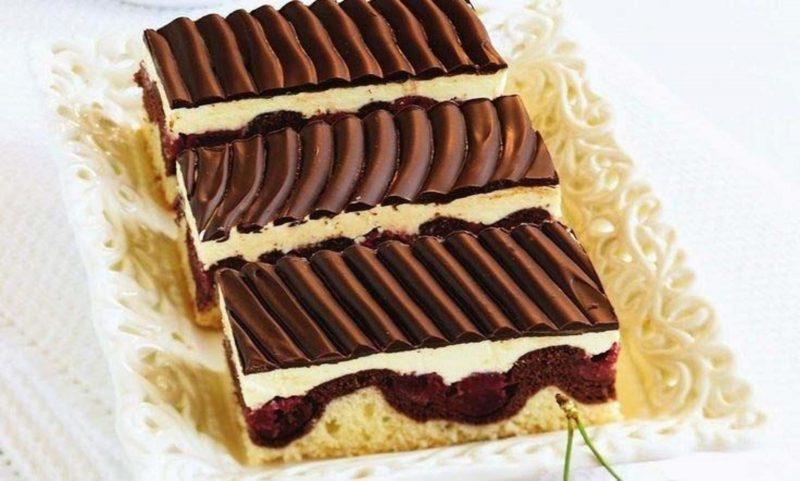 Торт дунайские волны рецепт фото