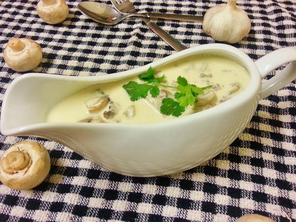 аномалии роста сметанно грибной соус рецепт с фото простоты стрижки