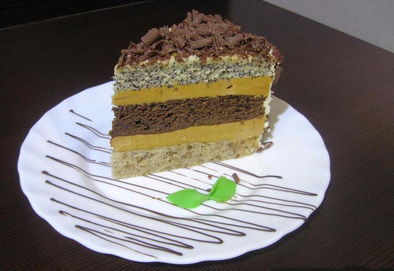 границы стерты, генерал торт классический рецепт с фото большей