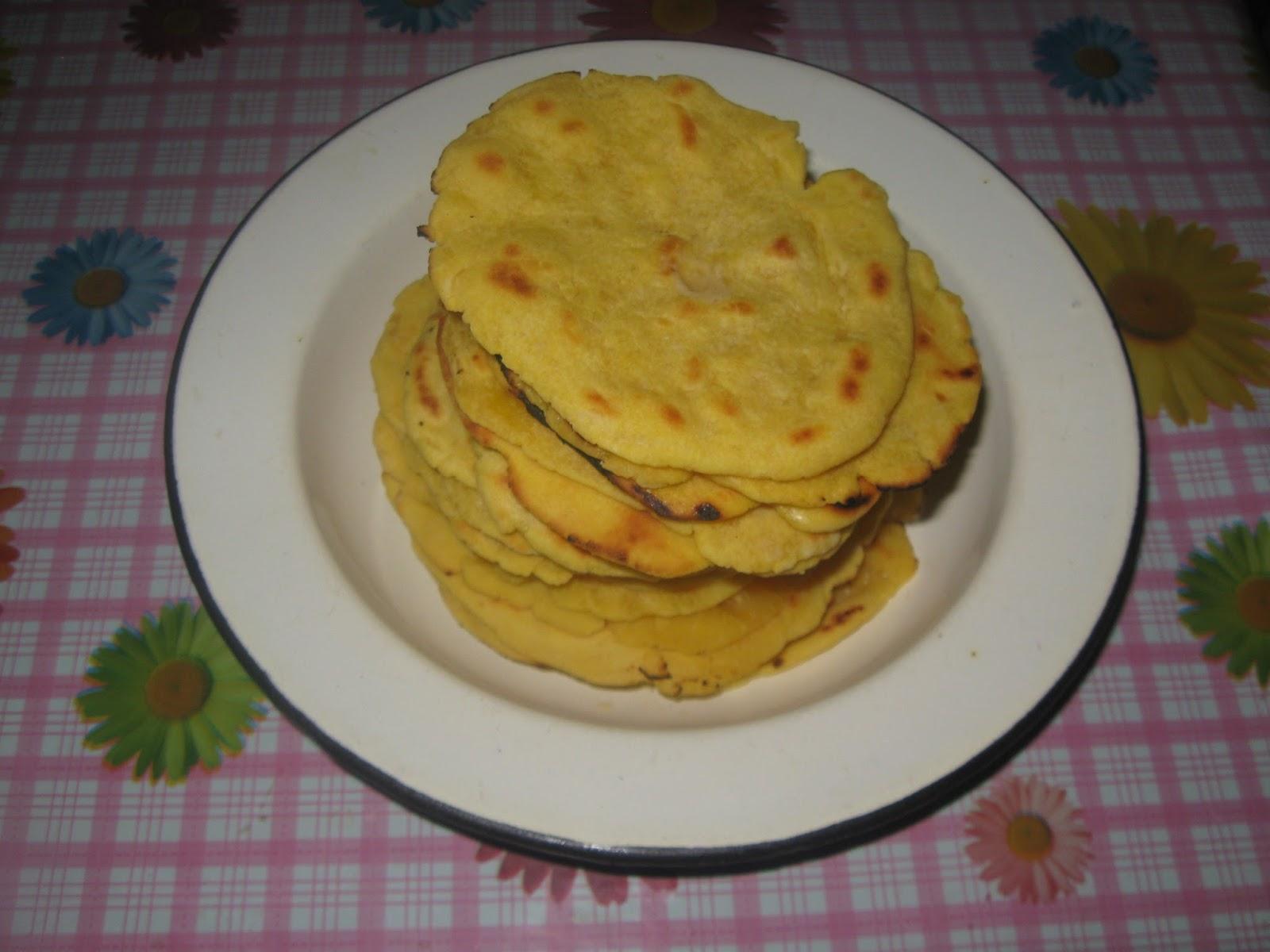 Кукурузные лепешки рецепт приготовления с фото