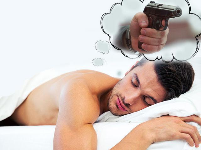 Убить человека во сне что означает