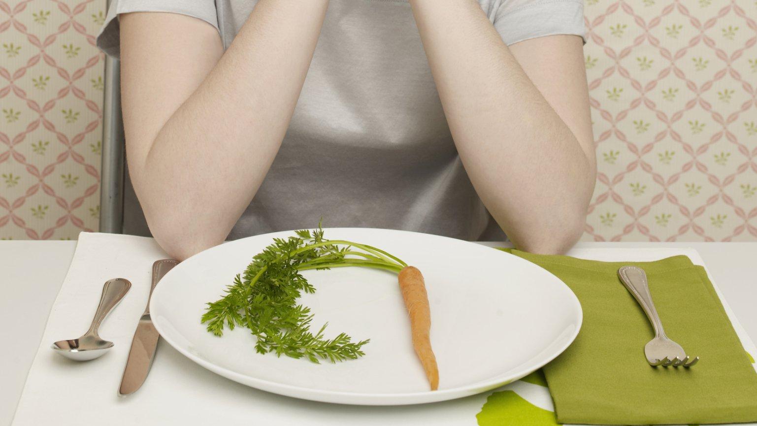 Белково овощная диета для похудения меню