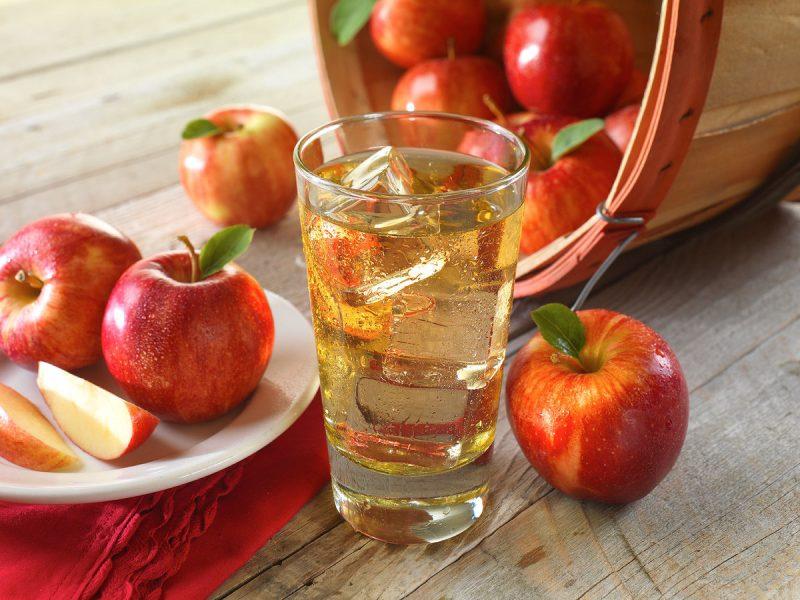Компот из свежих яблок – 6 быстрых рецептов, как сварить вкусный и ароматный яблочный компот