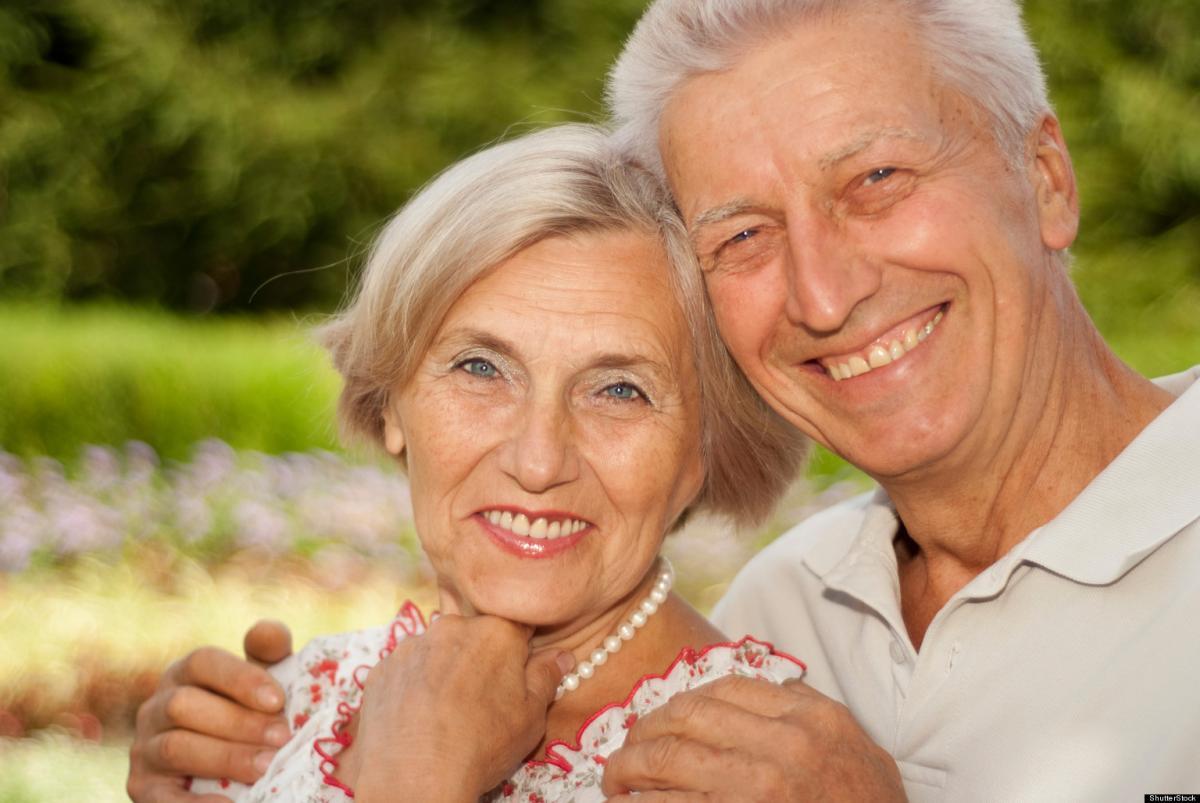Совместное поздравление бабушке и дедушке