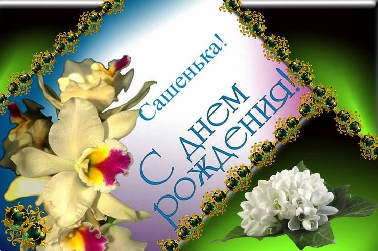 поздравления с днем рождения александра или саша
