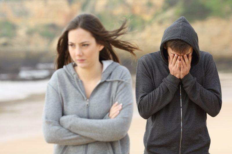 11 простых способов, которые помогут вам выбраться из токсичных отношений