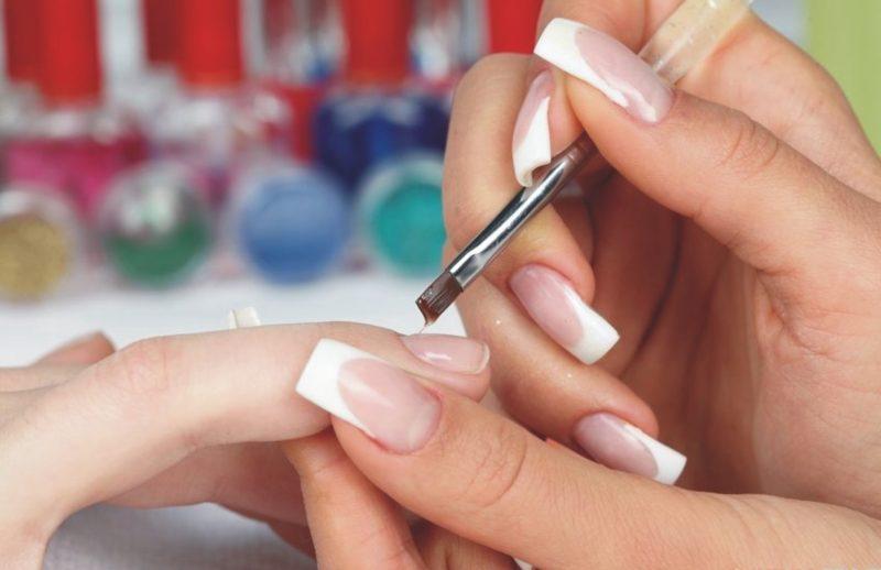 Что нужно для гелевого наращивания ногтей