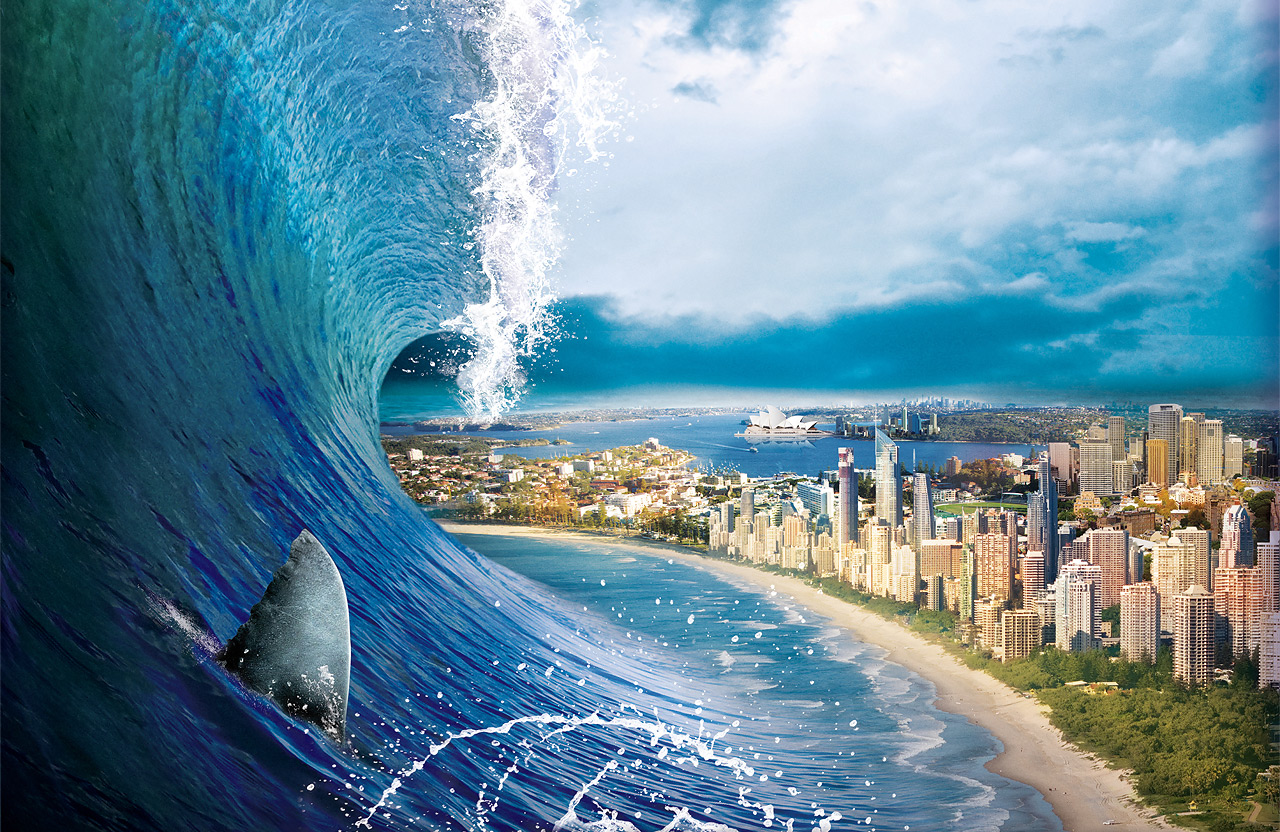 Сонник приснились цунами во сне к чему снятся цунами
