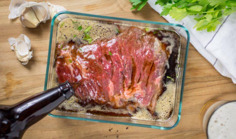 Быстрый маринад для шашлыка из свинины - 7 рецептов