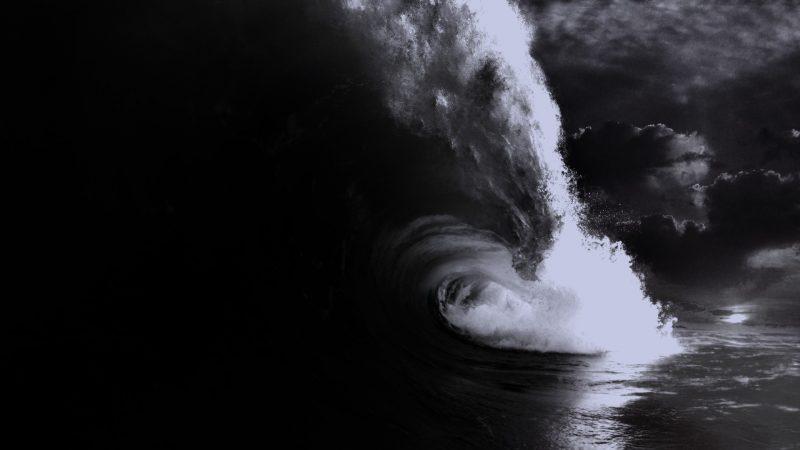 Сонник цунами волна накрывает меня