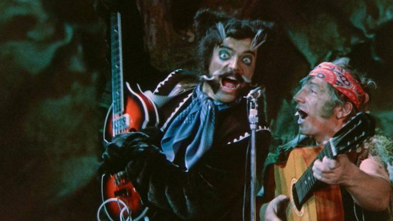 Музыкальные фильмы: список лучших фильмов для детей и взрослых