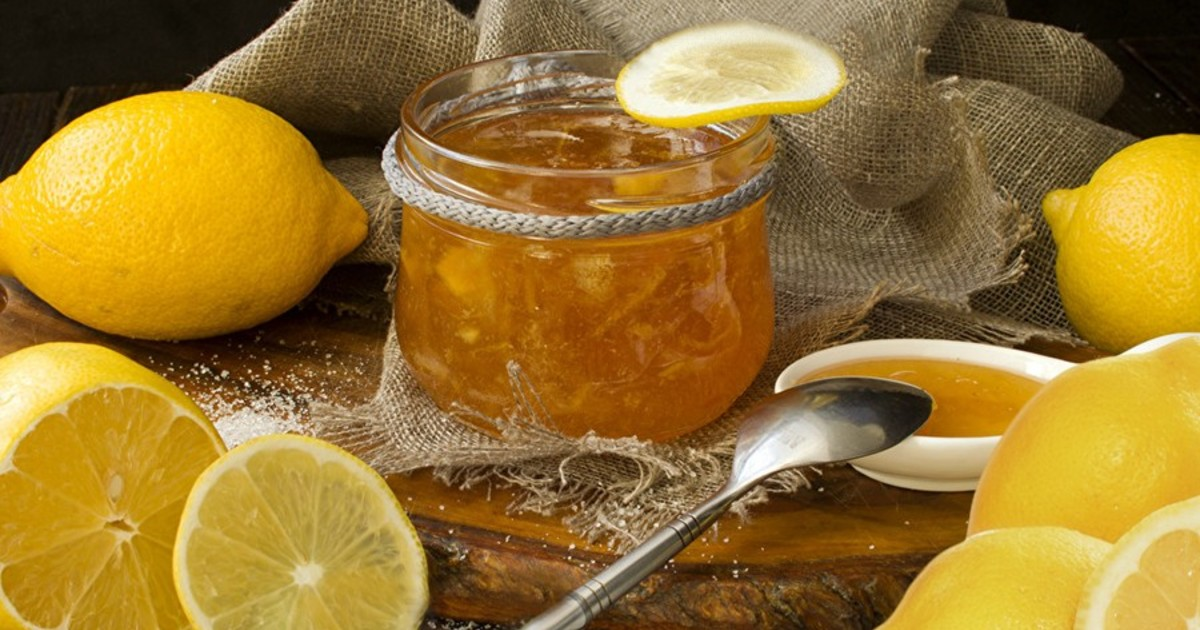 Варенье из лимонов: 7 рецептов как варить вкусное лимонное варенье