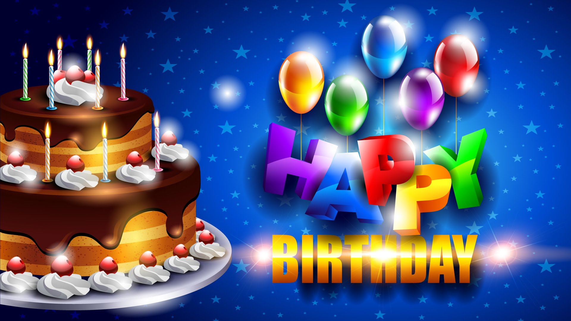 Поздравление на английском с днем рождения для мужчины картинки