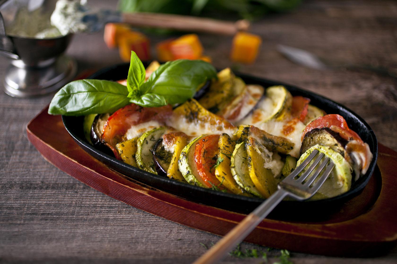 Картинка блюдо рататуй