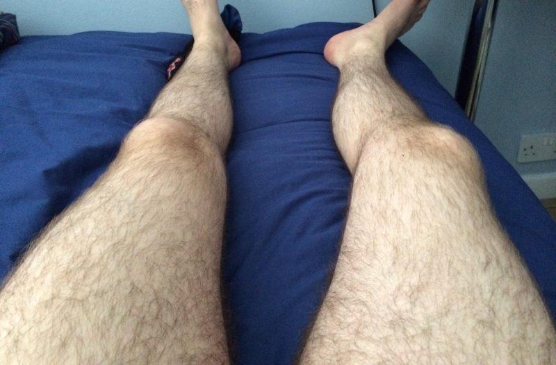 видео женских волосатых ног - 8