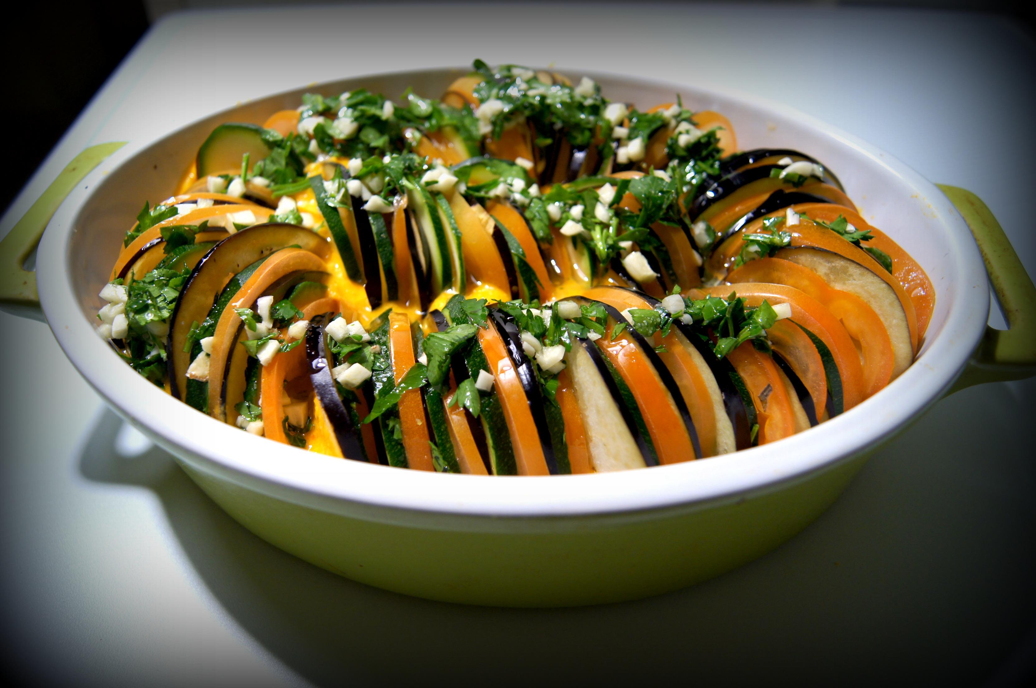 блюда из овощей рецепты с фото простые вороном сидящим