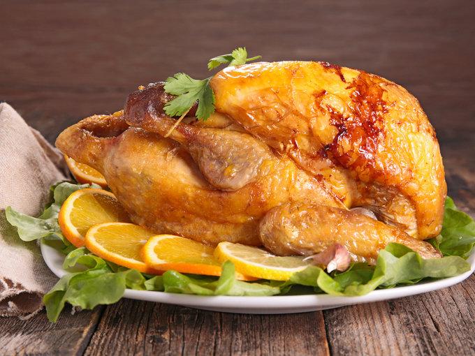 Курица с медом – 7 рецептов приготовления