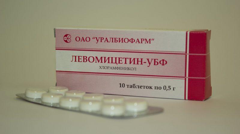 Таблетки Левомицетин заменители инструкция по применению