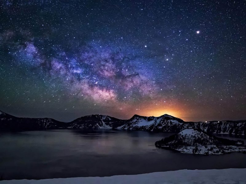 Сонник звездное небо во сне к чему снится звездное небо