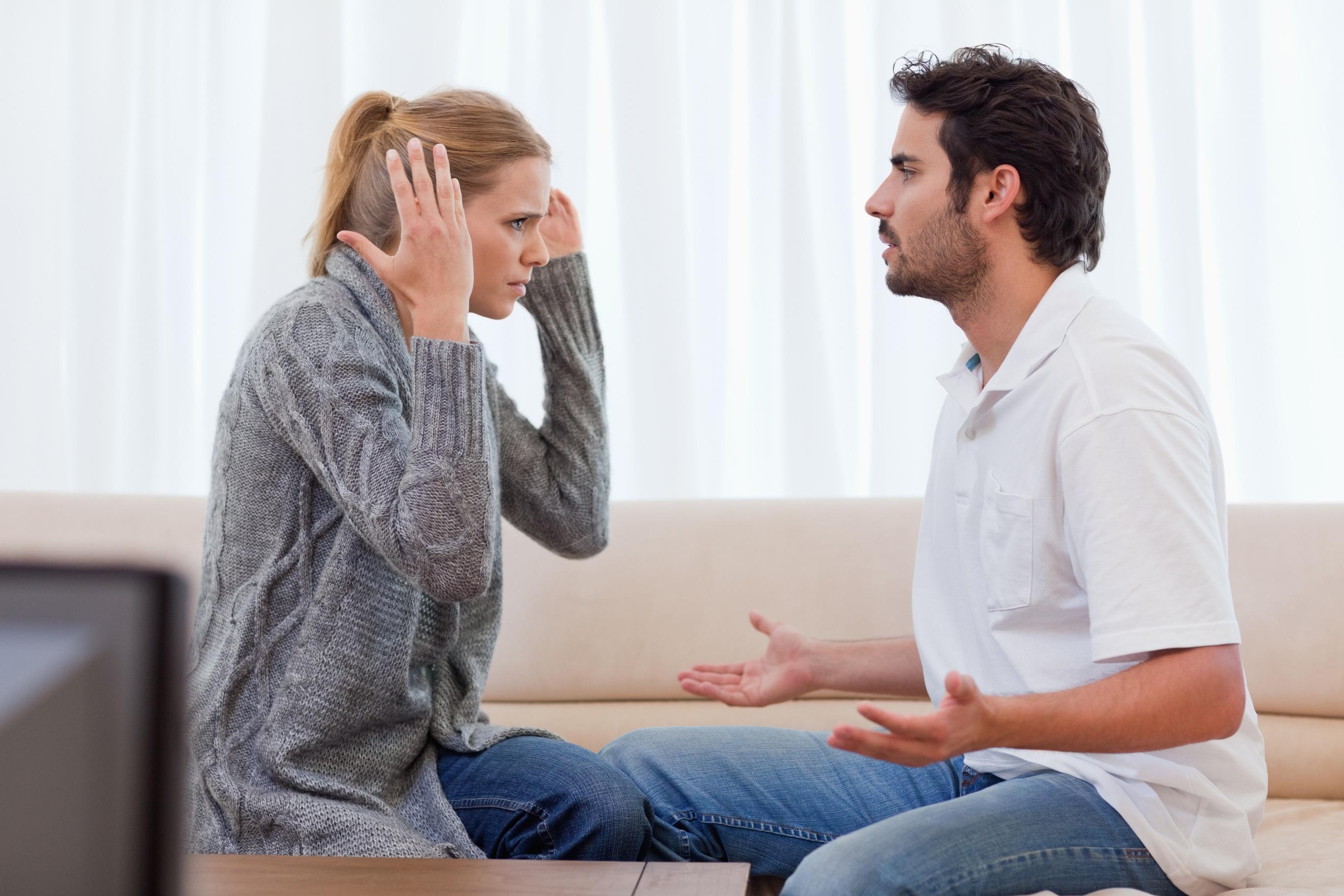 Сонник ссориться с женой