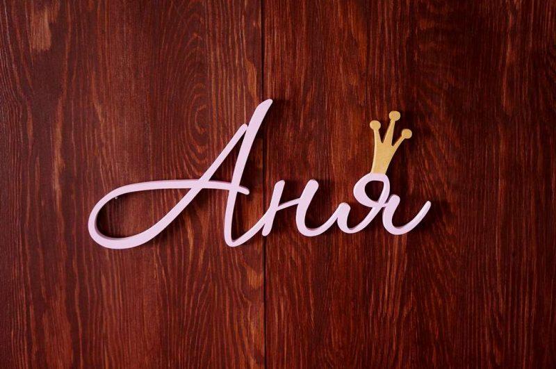 Анна значение имени характер и судьба
