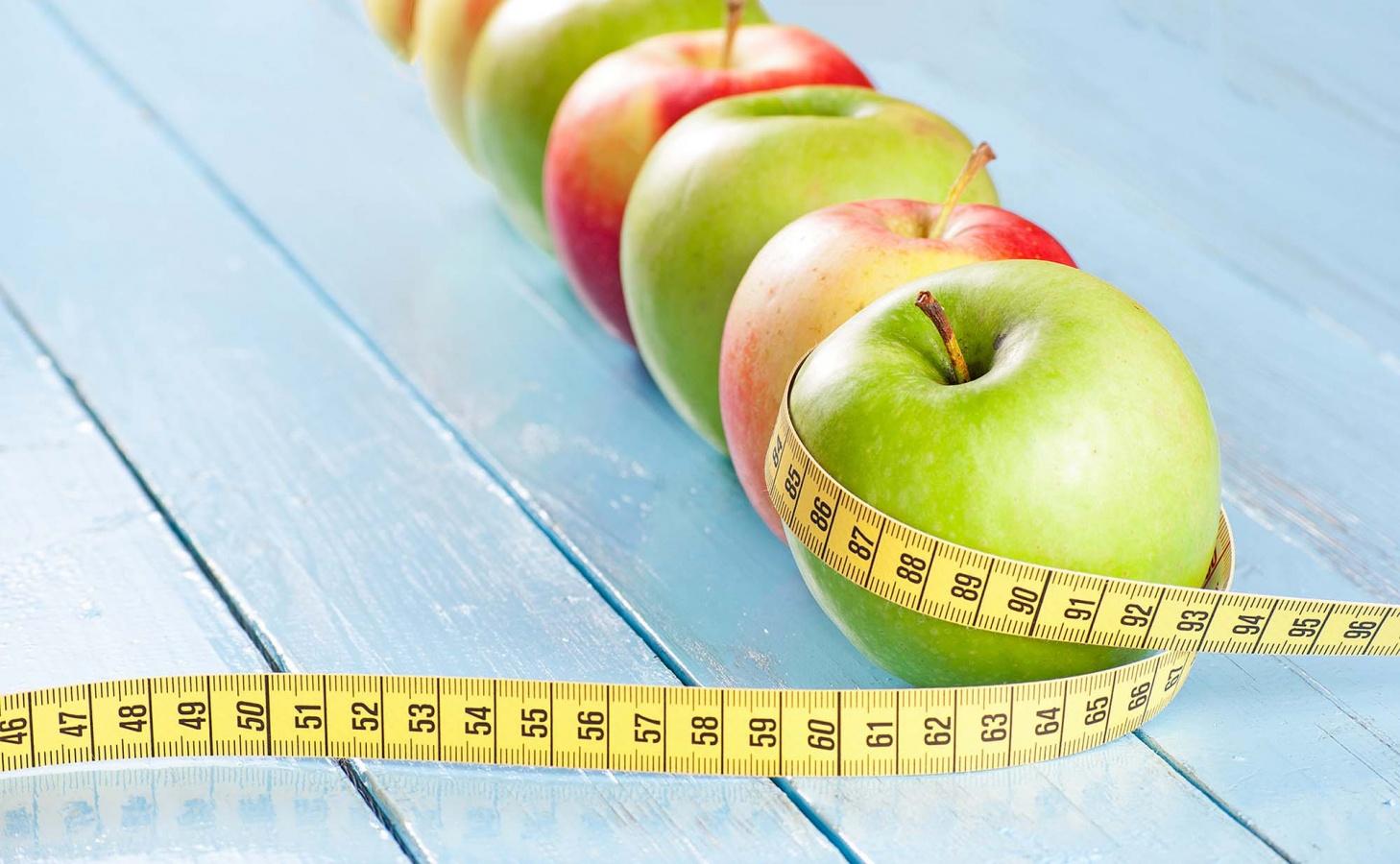 Эффект Похудения От Яблок. Яблочная диета