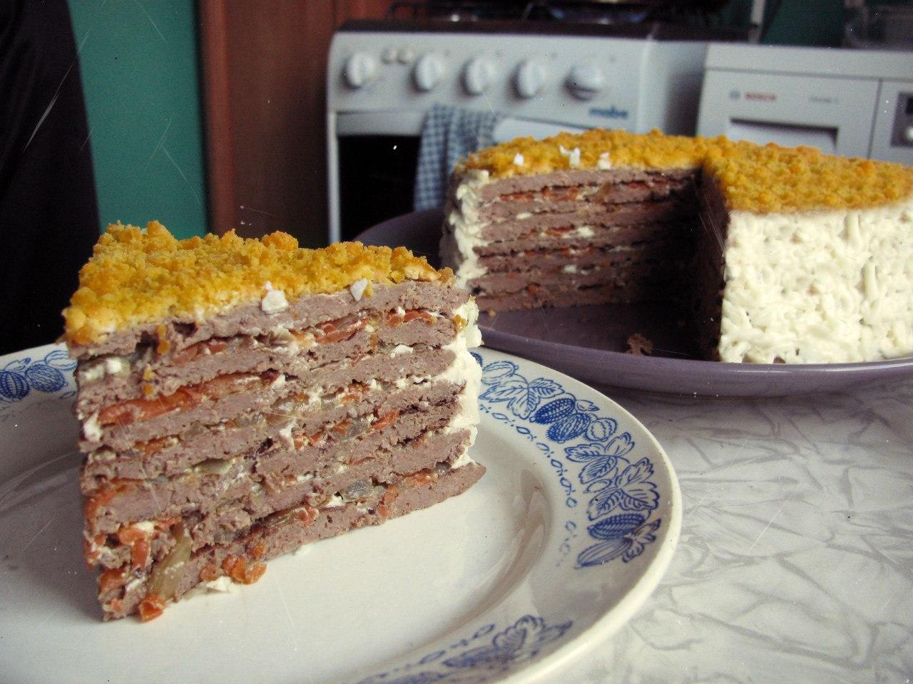 переносной торт рецепт с фото том, что это