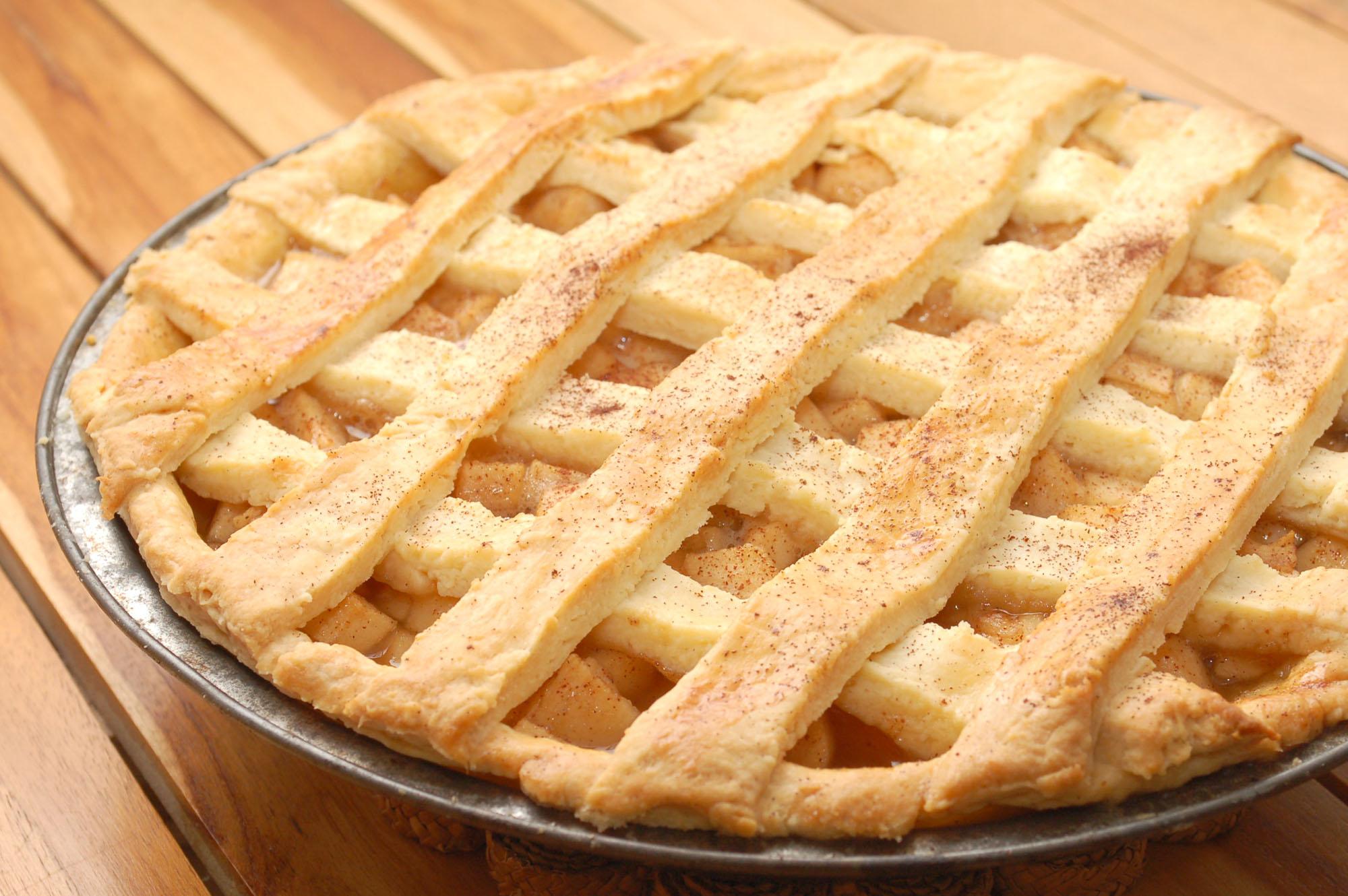 американские пироги рецепты с фото привык классическому виду