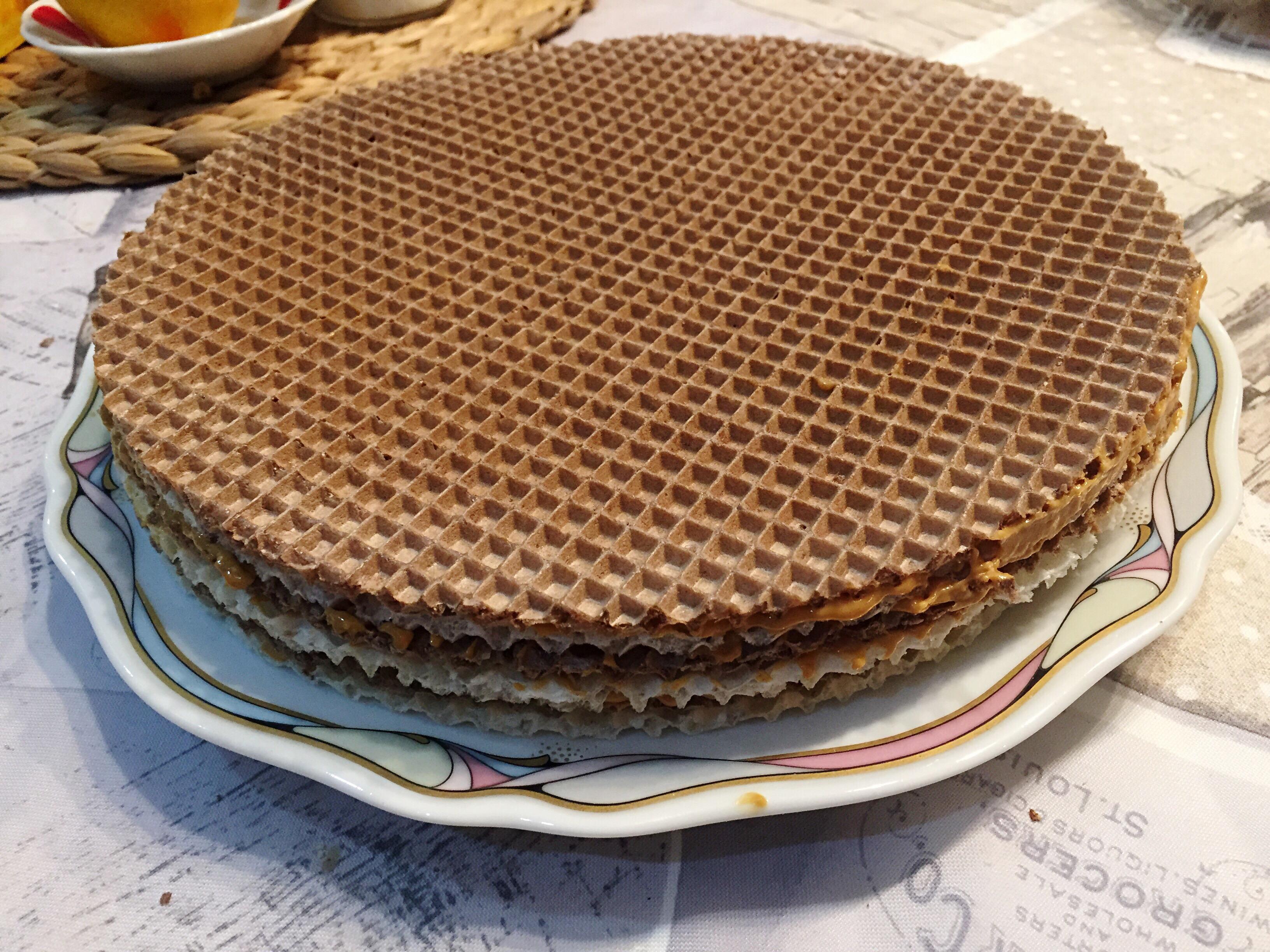 Как готовить печеночный торт рецепт и фото проходит путь