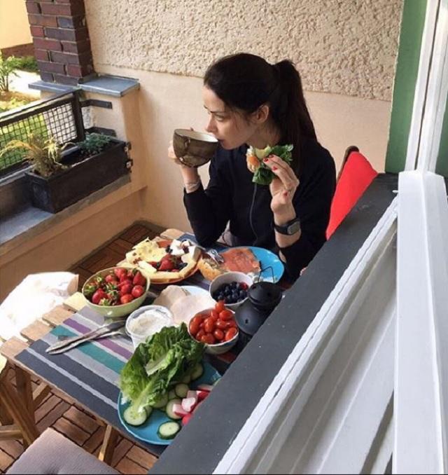 «Я бы лопнула»: Марина Александрова удивила своим завтраком